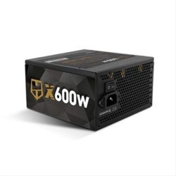 FUENTE ATX 600W NOX HUMMER X600W·