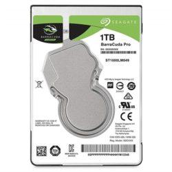 """HD 2.5"""" SEAGATE BARRACUDA PRO 1TB SATA 7mm 7200rpm 128MB"""