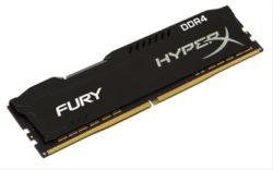 MODULO DDR4 8GB 2666MHz KINGSTON HYPERX FURYBLACK