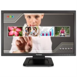 "MONITOR 21.5"" VIEWSONIC TD2220 16/9 MULTITOUCH 5MS DVI ·"