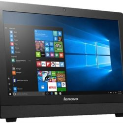 "PC AIO LENOVO S200Z J3710 4GB 500HD 19.5"" NEGRO TEC+RAT DESPRECINTADO"