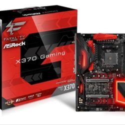 PLACA BASE ASROCK X370 PROFESSIONAL GAMING·DESPRECINTADO