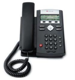 POLYCOM SOUNDPOINT IP 331 - TELÉFONO VOIP·