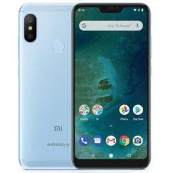 """SMARTPHONE XIAOMI A2 LITE 4G 3GB 32GB DUAL-SIM BLUE EU· 5.84"""""""