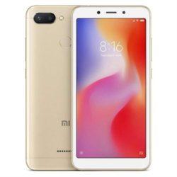 SMARTPHONE XIAOMI REDMI 6 4G 4GB 64GB DUAL-SIM GOLD
