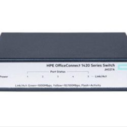 SWITCH 5 PUERTOS 10/100/1000 HPE 1420 5G