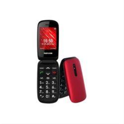 TELÉFONO TELEFUNKEN TM 220 COSI RED-DESPRECINTADO