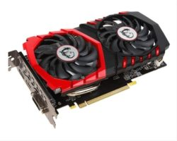 VGA MSI GeForce GTX 1050 GAMING X 2GB-DESPRECINTADO