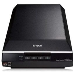 ESCANER EPSON PERFECTION V550 PHOTO 9600DPI USB·