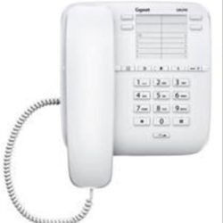 TELEFONO FIJO GIGASET DA310 BLANCO