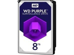 """HD 3.5"""" WESTERN DIGITAL 8TB SATA 3 256MB PURPLE"""