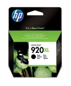 HP INK CARTRIDGE NO 920 XL BLACK   ES·