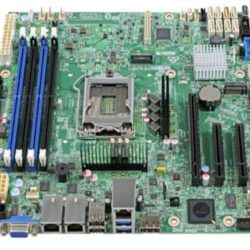 PLACA BASE INTEL SERVER S1200SPLR SINGLE PROCESOR XEON E3 V5/V6