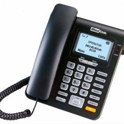 MAXCOM MM28D TELÉFONO SOBREMESA GSM·DESPRECINTADO
