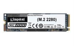 MEMORIA SSD KINGSTON NVME KC2000 M.2 500GB ·