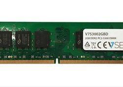 MODULO DDR2 2GB 667MHZ V7 V753002GBD