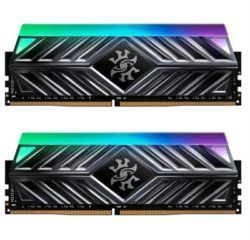 MODULO DDR4 16GB(8GBX2) 3000MHZ ADATA XPG SPECTRIX D41 RGB PC4-24000