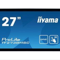 "MONITOR TACTIL 27"" IIYAMA ProLite TF2738MSC-B1 DVI/HDMI/DP CAPCITIVO-DESPRECINTADO"