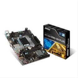 PLACA i3/i5/i7 MSI H110M PRO-VH PLUS (S.1151) DDR4 GEN7