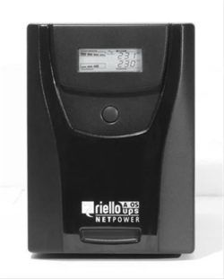 SAI RIELLO NETPOWER NPW800S 800VA-DESPRECINTADO