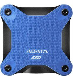 "SSD EXTERNO 2.5"" 240GB ADATA SD600Q BLUE USB3.1"