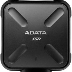 "SSD EXTERNO 2.5"" 256GB ADATA SD700 IP68 BLACK USB3.1"
