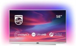 "TV LED 58"" PHILIPS 58PUS7304/12 4K UHD AMBILIGHT"