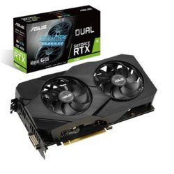 VGA ASUS GEFORCE RTX 2060 6GB GDRR6 ADVANCED EDITION