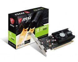 VGA MSI GeForce GT 1030 2G LP OC-DESPRECINTADO