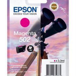CARTUCHO EPSON MAGENTA 502