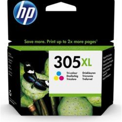 CARTUCHO TINTA HP 305XL COLOR