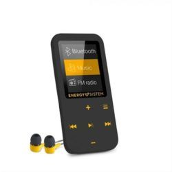 ENERGY SISTEM MP4 TOUCH BLUETOOTH AMBER (16 ·