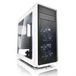 FRACTAL DESIGN FRACTAL CAJA FOCUS G WHITE VE·