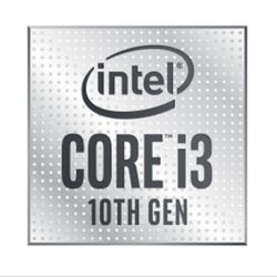 INTEL CORE I3-10100F 3.6GHZ 6MB  (SOCKET 1200) GEN10 NO GPU
