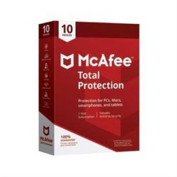 MCAFEE TOTAL PROTECTION 2019 MULTIDISPOSITIV·