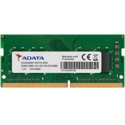 MODULO SO-DIMM DDR4 16GB 2666MHZ ADATA PC4-21300