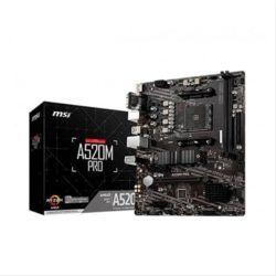 PLACA BASE MSI A520M PRO AM4 DDR4