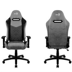 SILLA GAMER AEROCOOL DUKE ASH BLACK·