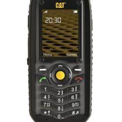 SMARTPHONE CAT B25 DUAL-SIM BLACK WEST EU·DESPRECINTADO