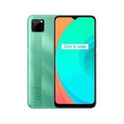 "SMARTPHONE REALME C11 2GB 32GB 6.5""  MINT GREEN·"