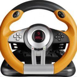 SPEEDLINK DRIFT O.Z. RACING WHEEL PC BLACK