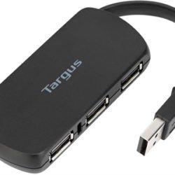 TARGUS 4-PORT USB HUB                  .·