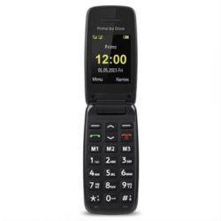 """TELÉFONO MÓVIL DORO PRIMO 401 2"""" 115G ROJO·"""