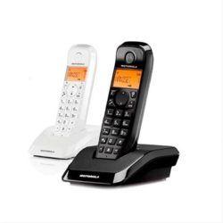 TELEFONO INALAMBRICO DECT DIGITAL MOTOROLA S·