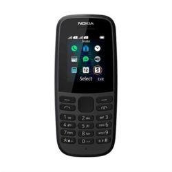 TELEFONO MOVIL NOKIA 105 BLACK DUAL SIM
