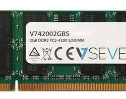 V7 2GB DDR2 533MHZ CL5            SO DIMM PC·