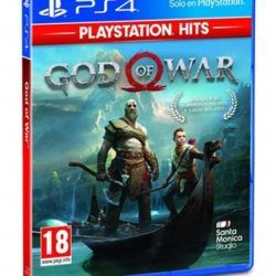 VIDEOJUEGO PARA PS4 GOD OF WAR PS HITS