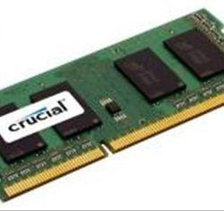 MODULO SODIMM  DDR3L 4GB 1600MHz CRUCIAL CL11-DESPRECINTADOS